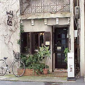 喫茶店チャペル