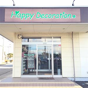 Happy・Decoration
