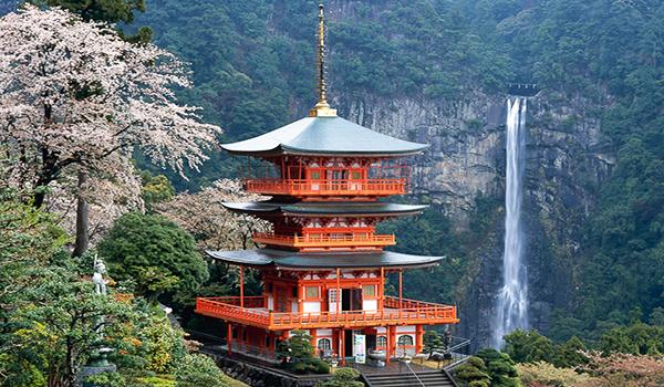 熊野那智大社(那智の滝)