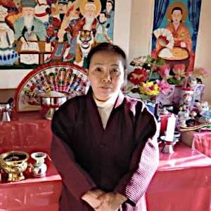 韓流霊感占い 船橋の母