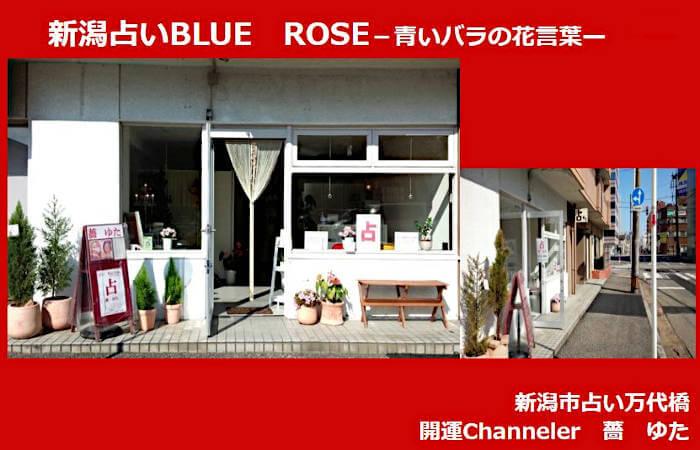 新潟占いBlue・Rose